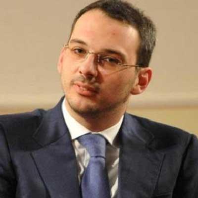Nella foto Paolo Borrometi - Diario Siracusa